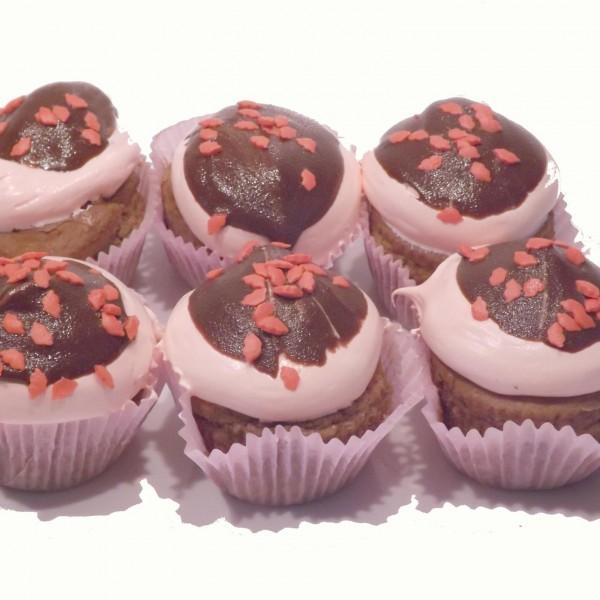 cupcake de morango,5574